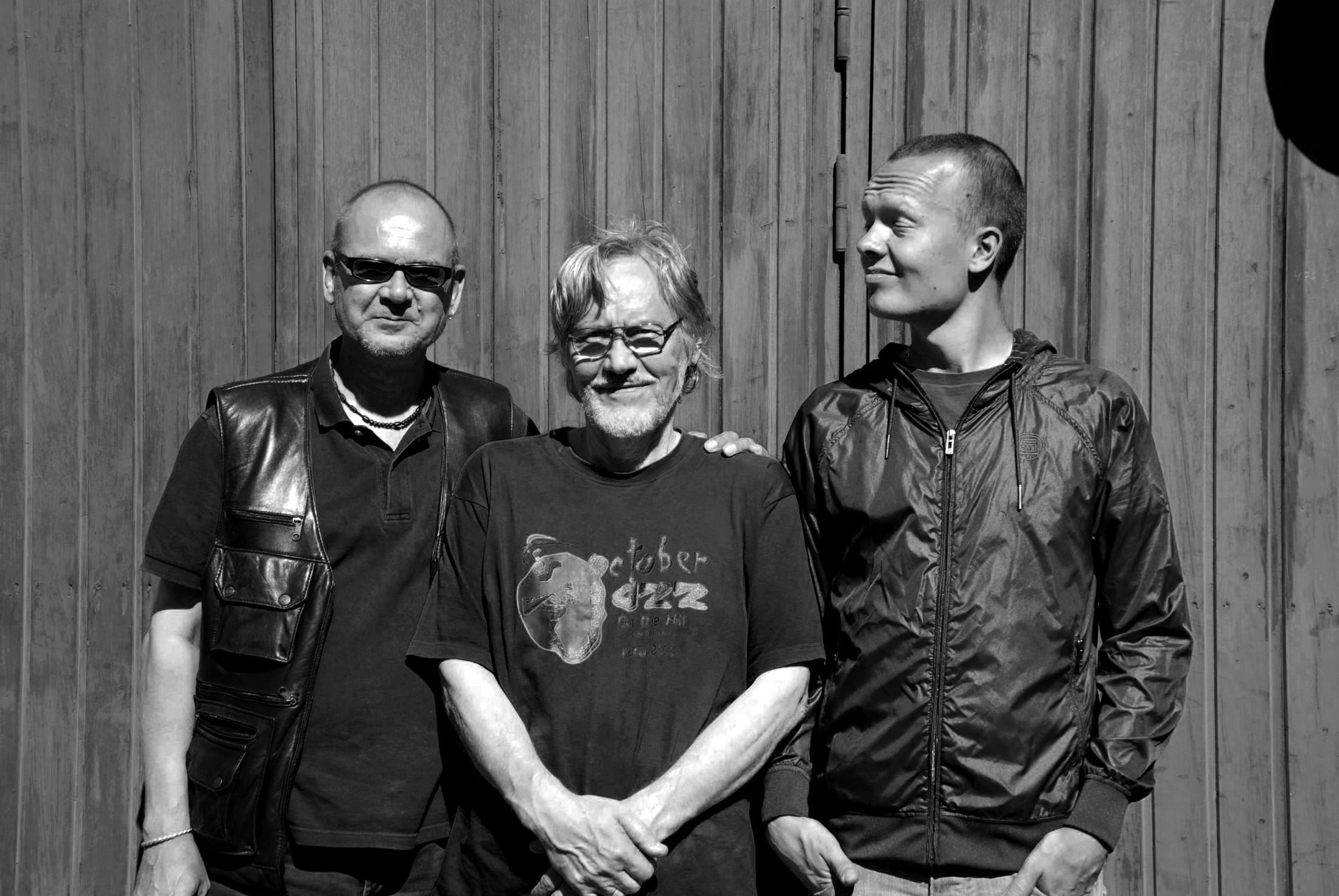 Olavi trio, photo by Petri Haussila
