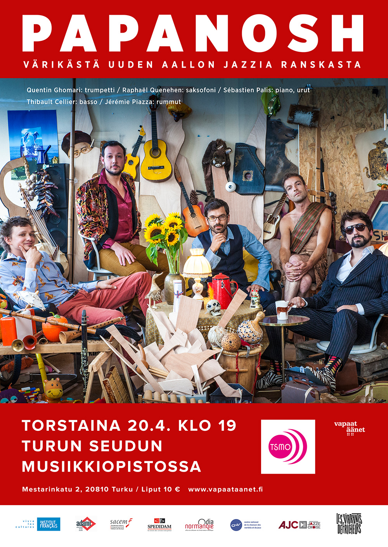 Papanosh_Turku_20-04-2017